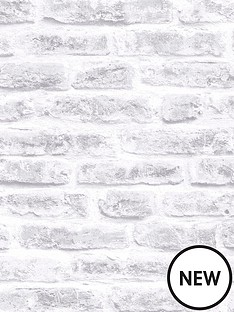 graham-brown-white-realistic-brick-wallpaper