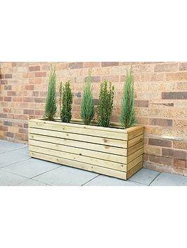 FOREST Forest Long Linear Planter Picture