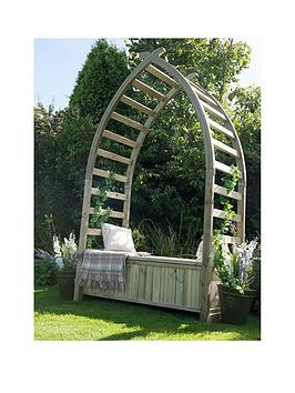 Forest Whitby Arbour 258 X 154 X 76 Cm