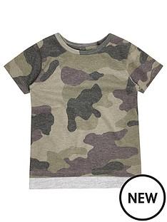 river-island-mini-mini-boys-khaki-camo-contrast-hem-t-shirt