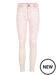 river-island-girls-pink-acid-wash-molly-jeggings