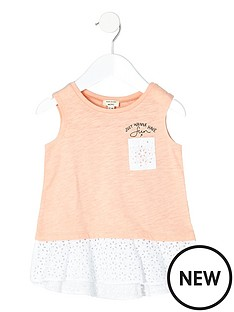 river-island-mini-mini-girls-coral-crochet-peplum-tank-top