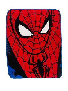 spiderman-ultimate-spiderman-identity-panel-fleece-blanket