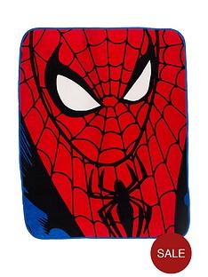 spiderman-ultimate-spiderman-identity-panel-fleece-blanket