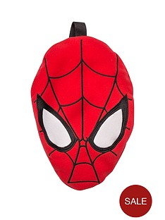 spiderman-ultimate-spiderman-eyes-travel-blanket