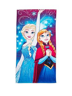 disney-frozen-lights-towel