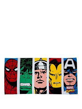 Marvel Comics Strike Towel