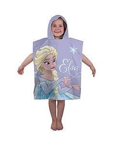 disney-frozen-lights-poncho-towel