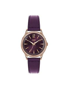 henry-london-henry-london-hampstead-purple-dial-purple-leather-strap-ladies-watch