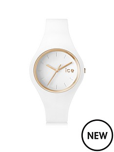 ice-watch-ice-glam-analogue-white-gold-tone-lined-face-silicone-watch