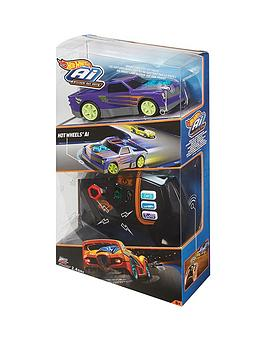 Hot Wheels Hot Wheels A.I. Intelligent Race System Car &Amp Controller Assortment
