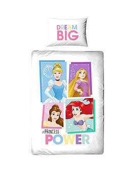 Disney Princess Brave Single Duvet Cover Set