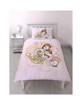 Disney Princess Imagine Single Duvet Cover Set
