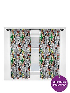 marvel-retro-comic-curtains