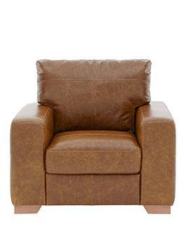 Lesina Premium Leather Armchair