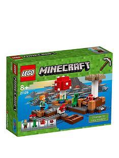 lego-minecraft-minecraft-the-mushroom-island-21129