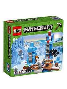 lego-minecraft-the-ice-spikes-21131