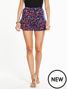 v-by-very-frill-hem-holiday-shorts