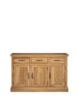 Luxe Collection Luxe Collection - Kingston 100% Solid Wood Ready Assembled  ... Picture