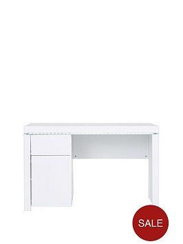 arctic-high-gloss-desk-with-led-strip-lights-white
