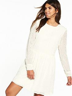 v-by-very-long-sleeve-embroidered-lace-dress