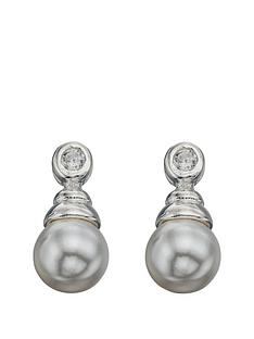 love-pearl-sterling-silver-cubic-zirconia-white-capped-pearl-drop-earrings
