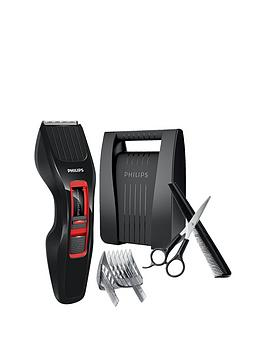 Philips Series 3000 Hair Clipper Hc342083 Corded &Amp Cordless Use With Comb &Amp Scissors
