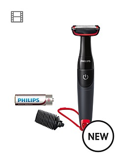 philips-nbspseries-1000-bodygroom-with-skin-protector-bg10510-trims-hair-protects-skin-includes-aa-battery-shower-cord