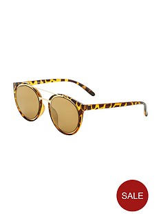 v-by-very-metal-inlay-round-sunglasses