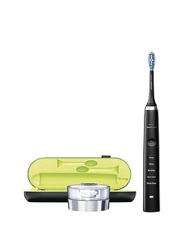 Philips Sonicare Diamondclean Deep Clean Electric Toothbrush Hx935152  Black Edition