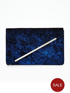 v-by-very-diagonal-bar-clutch-bag