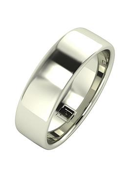 Love GOLD Love Gold Lady Lynsey 9Ct Gold 6Mm Heavy Weight Wedding Band Picture
