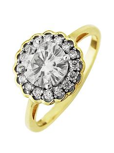 moissanite-moissanite-9ct-gold-7mm-centre-140ct-total-halo-ring
