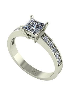 moissanite-lady-lynsey-9ct-gold-105ct-total-princess-cut-centre-moissanite-solitaire-ring