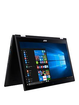 Acer Spin 3 Intel&Reg Core&Trade I3 8Gb Ram 1Tb Hard Drive 15.6 Inch Touchscreen 2In1 Laptop With Optional Microsoft Office 365 Home  Black  Laptop With Microsoft Office 365 Home