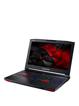 Acer Predator 15 Intel&Reg Core&Trade I7 16Gb Ram 128Gb Ssd  1Tb Hdd 15.6 Inch Full Hd Pc Gaming Laptop With Nvidia 6Gb Gtx 1060 Graphics  Black