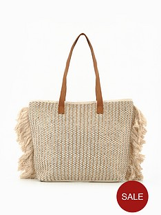 v-by-very-large-sequin-fringe-beach-bag