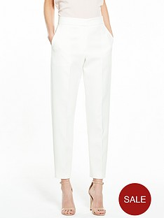 french-connection-sundae-suiting-trouser-white