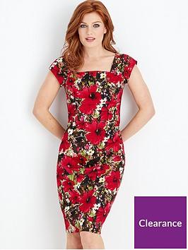 joe-browns-tropical-hibiscus-dress