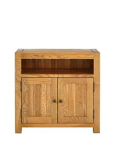 luxe-collection---grantham-100-solid-oak-ready-assembled-compact-sideboard