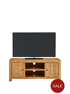 luxe-collection---grantham-100-solid-oak-ready-assembled-tv-unit-fits-up-to-50-inch-tv