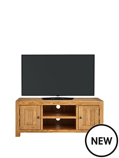 luxe-collection-grantham-100-solid-oak-tv-unit-fits-up-to-50-inch-tv