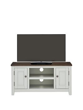 Luxe Collection  Newport Ready Assembled Tv Unit  Fits Up To 42 Inch Tv