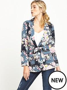 oasis-lotus-print-soft-blazer