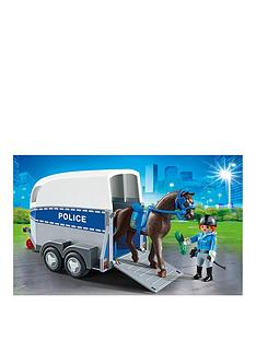 playmobil-police-with-horse-and-trailer