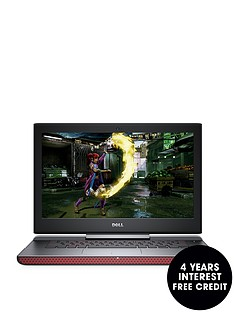 dell-inspiron-15-7000-gaming-series-intel-core-i7-16gb-ramnbspddr4b-1tb-hard-drive-amp-128gb-ssd-156-inch-full-hd-laptop-with-4gb-nvidia-gtx-1050-graphicsnbsp--aluminium-silver