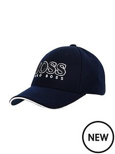 hugo-boss-logo-cap