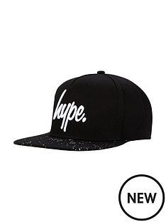 hype-speckle-snapback-cap