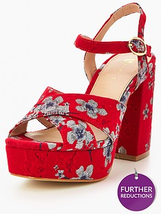 v-by-very-rose-floral-tapestry-platform-sandal-red