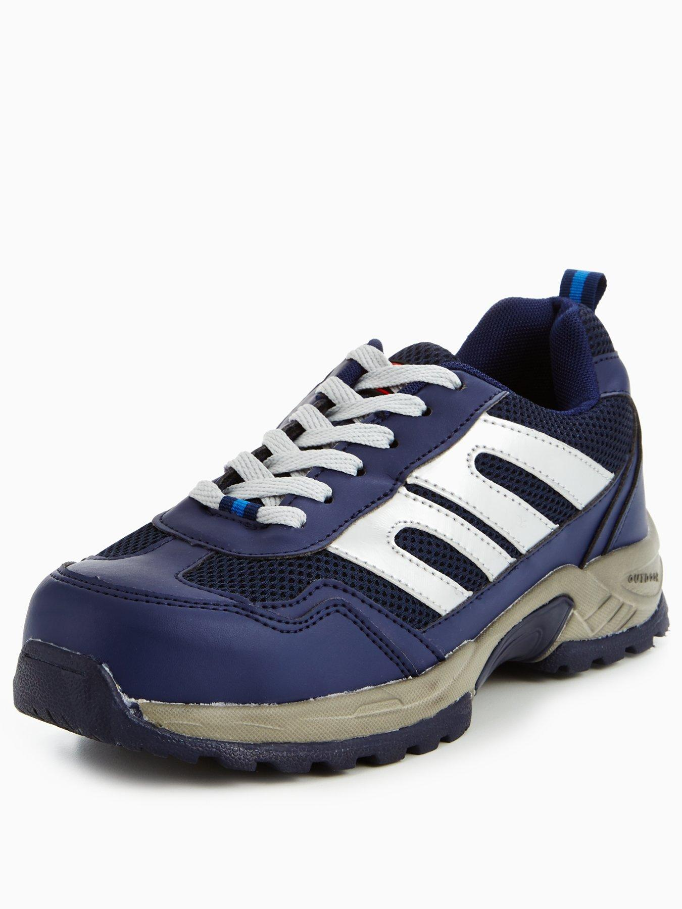 Discount Blackrock Jay Navy Trainers for Men On Sale